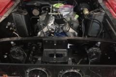 67 Mustang Shelby Clone custom 302 engine