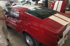 67 Mustang Shelby Conversion Exterior